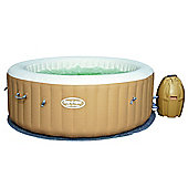 Bestway Lay-Z-Spa Palm Springs Inflatable Hot Tub With Starter Kit