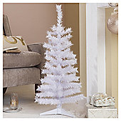 3ft Christmas Tree, White