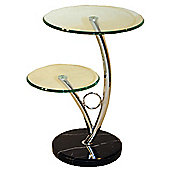 Hawaii Lamp Table (pair of stands)