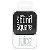 Juice Sound Square Bluetooth Speaker Black