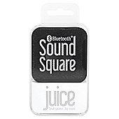 Juice Sound Square Bluetooth Speaker Black