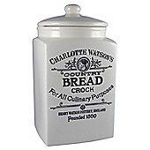 Henry Watson Pottery Charlotte Watson Bread Crock