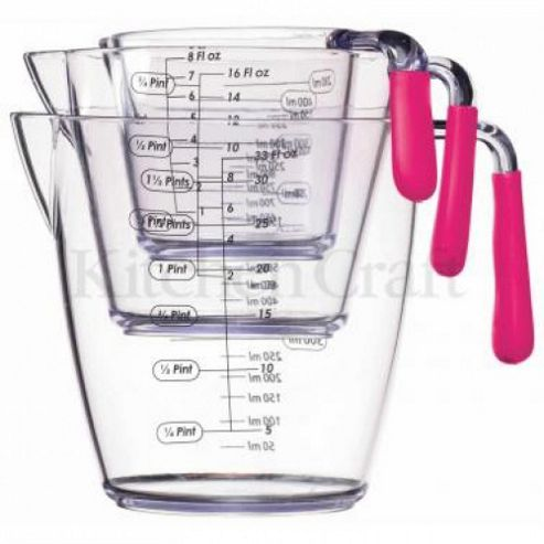 TP - Measuring Jugs - Set 3 - Pink