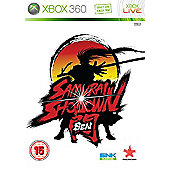 Samurai Shodown Sen - Xbox-360