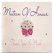 Bliss Wedding - Matron of Honour Wedding Card