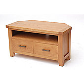 Furniture Link Hampshire Corner TV Stand