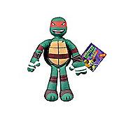 "Teenage Mutant Ninja Turtles Sling Shouts 9"" Plush Raphael Red"