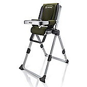 Concord Spin Highchair Black/Lime