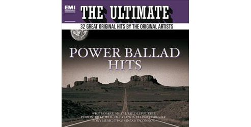The Ultimate Power Ballad Hits (2Cd)