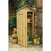 3 x 2 Rock Tall Garden Store - Assembled
