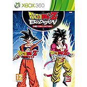 DBZ BUDOKAI HD COLLECTION (X360)