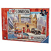 Ravensburger London 100 Piece Jigsaw Puzzle