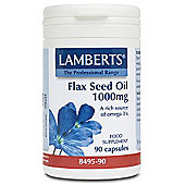 Flax Seed Oil 1000mg