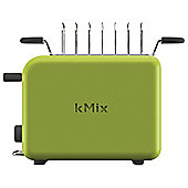 Kenwood Kmix Green Toaster