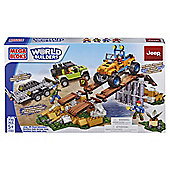 Mega Bloks World Builders Jeep Off-Road Adventure