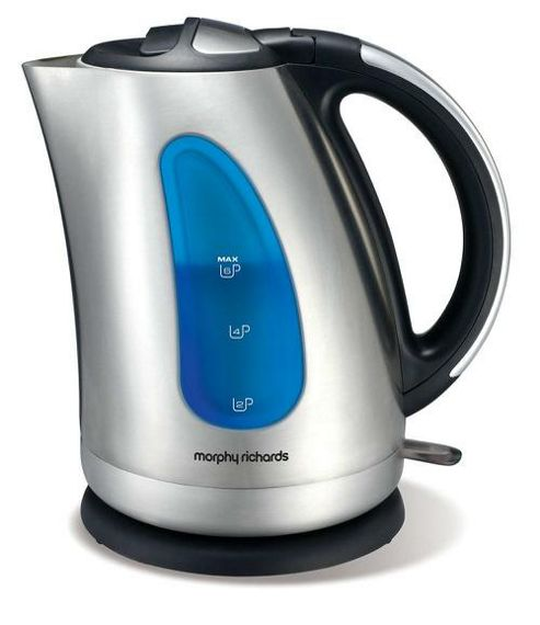 Morphy Richards 43733 Kettle - Stainless Steel