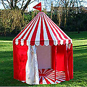 Children's Circus Play Tent Red