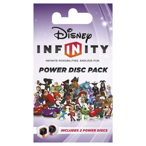 Infinity Power Discs Wave 3