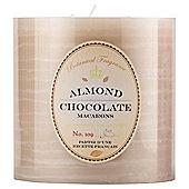 Rustic Multi-Wick Candle Almond & Chocolate
