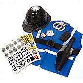 Policeman Dressing-Up Costume and Activity Set