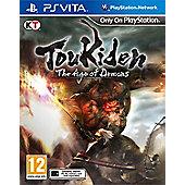 Toukiden - The Age of Demons - PSVita