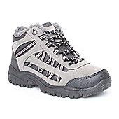 Mountain Peak Mountain Ash Grey Ladies Walking Boot - Grey