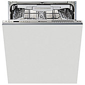 Hotpoint LTF 11S112 O  Fullsize Built-in Dishwasher A+ Energy Rating Stainless Steel Steel Steel