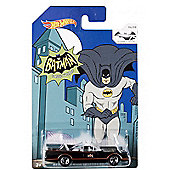 Hot Wheels 1.64 Batmobile Batman Classic TV Series 04
