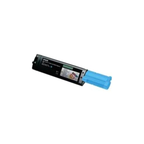 Epson 0189 High Capacity Toner Cartridge (Yield 4,000 Pages) Cyan for AcuLaser C1100N Printer