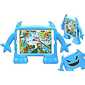 Kids Shock Proof Blue Monster Mike Case For The iPad Mini 3 / 2 / 1