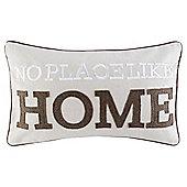 No Place Like Home Cushion