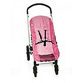 Wallaboo Baby Stroller Cover - Pink