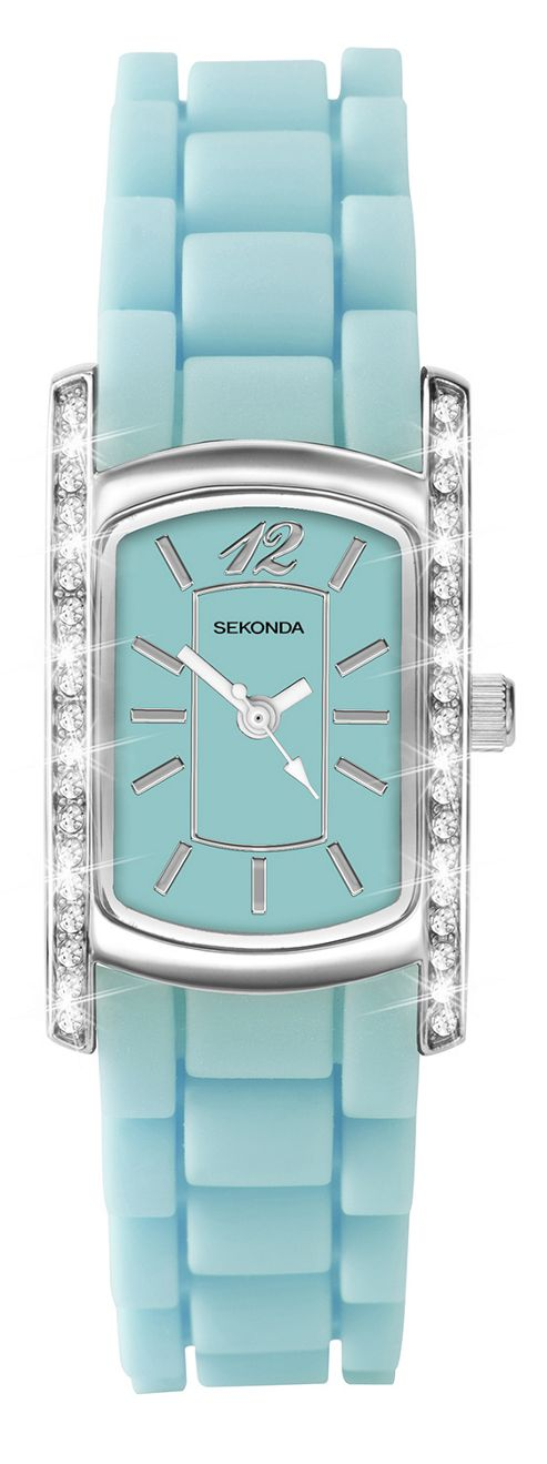 Sekonda Party Time Ladies Stone Set Watch - 4575
