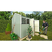 BillyOh 5000 8 x 12 Workman's Hut Tongue & Groove Shed