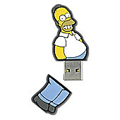 Integral 8GB Homer Simpson USB Flash Drive