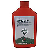 Dobbies concentrated glyphosate weedkiller 1 litre