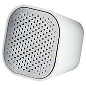 Tesco Mini Bluetooth Speaker, White