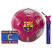 Barcelona Captains Gift Set