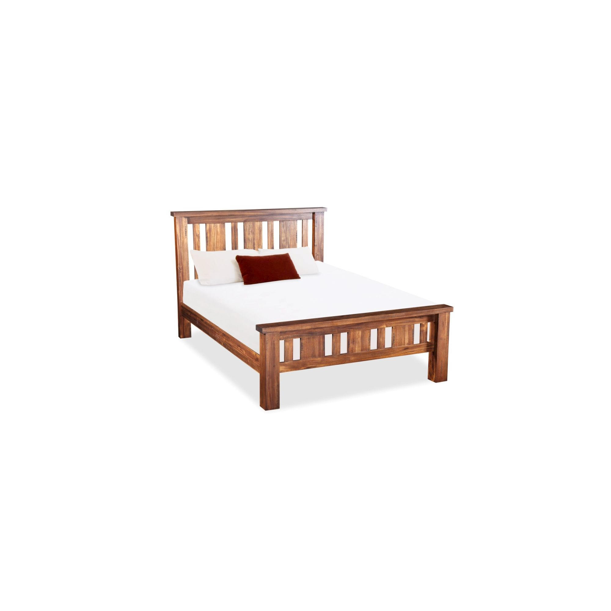 Alterton Furniture Romain Slatted Bed - Double at Tesco Direct