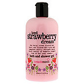 Treaclemoon Iced Strawberry Dreams Special Edition Bath & Shower Gel