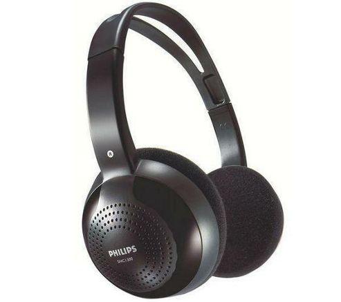 SHC1300/00 Wireless Headphones - black