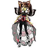 Monster High Boo York Gala Ghoulfriends Luna Mothews Doll
