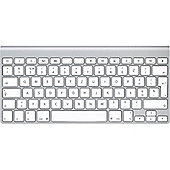 Apple Keyboard - Wireless Connectivity - Bluetooth - Grey