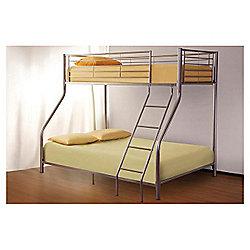 Home Zone Trio Triple Sleeper Bunk Bed