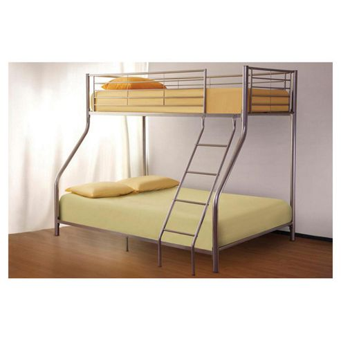 Home Zone Trio Triple Sleeper Bunk Bed
