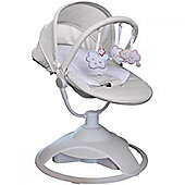 Red Castle Cloudzz Baby Rocker Light Grey