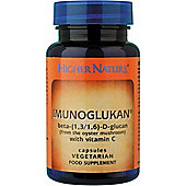 Higher Nature Imunoglukan 30 Capsules