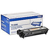 Brother Black Super High Yield Toner (Yield 12000)