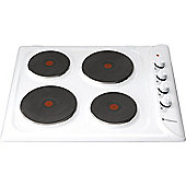 Hotpoint First Edition E604W Hob - White