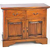 Aspect Design by Wayfair Mahogany Village Two Drawer Buffet